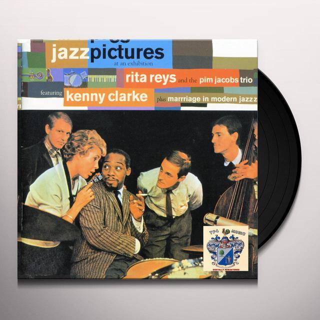 Rita Reys JAZZ PICTURES Vinyl Record