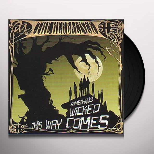 The Herbaliser SOMETHING WICKED Vinyl Record - UK Import