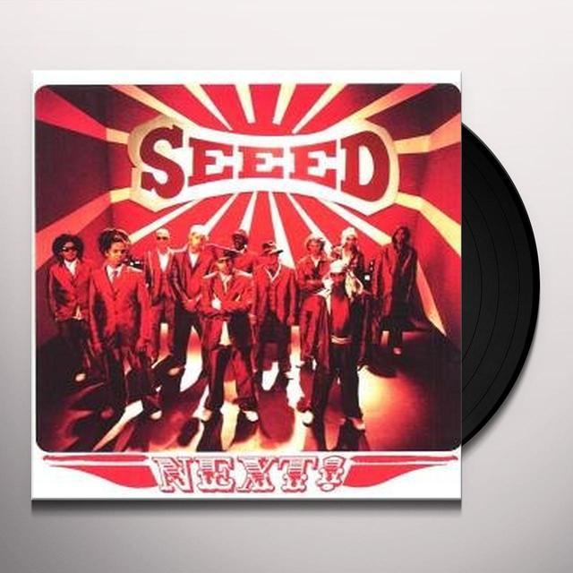 Seeed NEXT! (GER) Vinyl Record