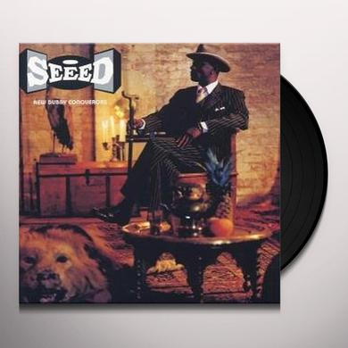 Seeed NEW DUBBY CONQUERORS (GER) Vinyl Record