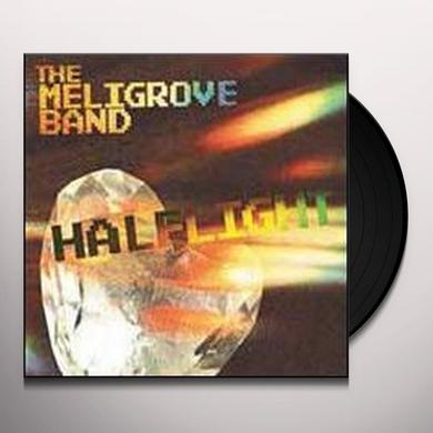 The Meligrove Band HALFLIGHT Vinyl Record - Canada Import
