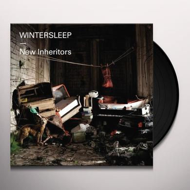 Wintersleep NEW INHERITORS Vinyl Record - Canada Import