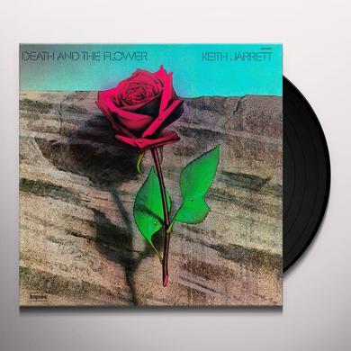 Keith Jarrett DEATH & THE FLOWER Vinyl Record