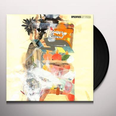 Specifics MY TUNES Vinyl Record - Japan Import