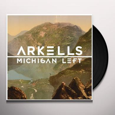 Arkells MICHIGAN LEFT Vinyl Record - Canada Import