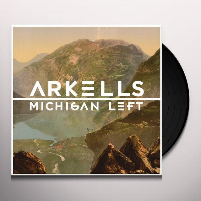 Arkells MICHIGAN LEFT Vinyl Record - Canada Import