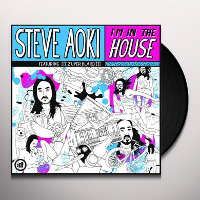 Steve Aoki I'M IN THE HOUSE Vinyl Record