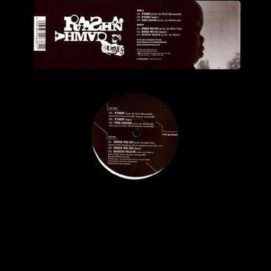 Raashan Ahmad YUSEF Vinyl Record