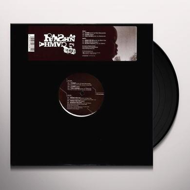 Raashan Ahmad YUSEF Vinyl Record - Japan Import