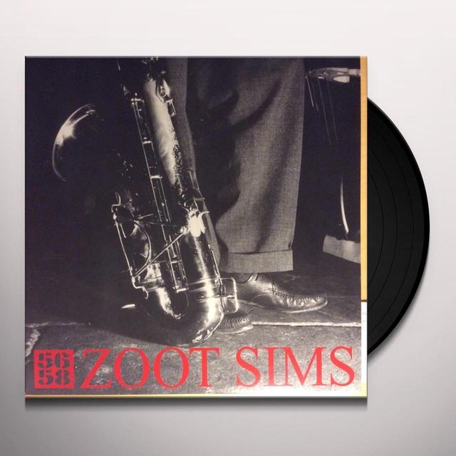 Zoot Sims 5658 Vinyl Record - Japan Import