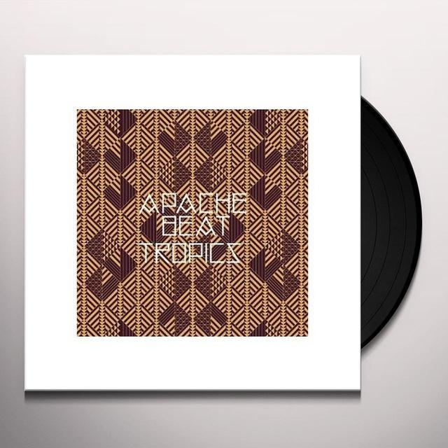 Apache Beat TROPICS / YOUR POWERS ARE MAGIC Vinyl Record - Canada Import