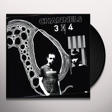 Channels 3 & 4 CHRISTIAN GIRLS Vinyl Record - Canada Import