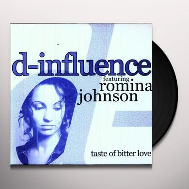 D Influence TASTE OF BITTER LOVE Vinyl Record