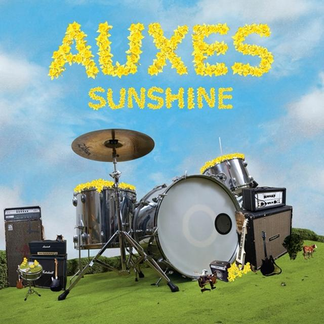 Auxes SUNSHINE Vinyl Record - Canada Import