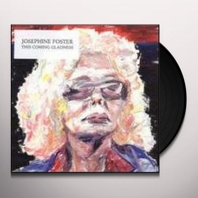 Josephine Foster THIS COMING GLADNESS Vinyl Record - Canada Import
