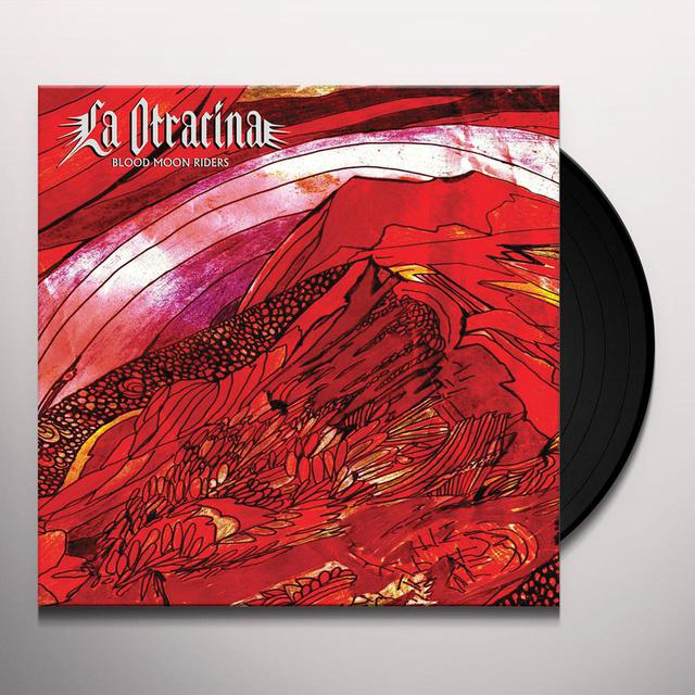 La Otracina BLOOD MOON RAIDERS Vinyl Record