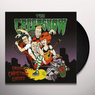 Creepshow CHRISTMAS NIGHTMARE Vinyl Record - Canada Import