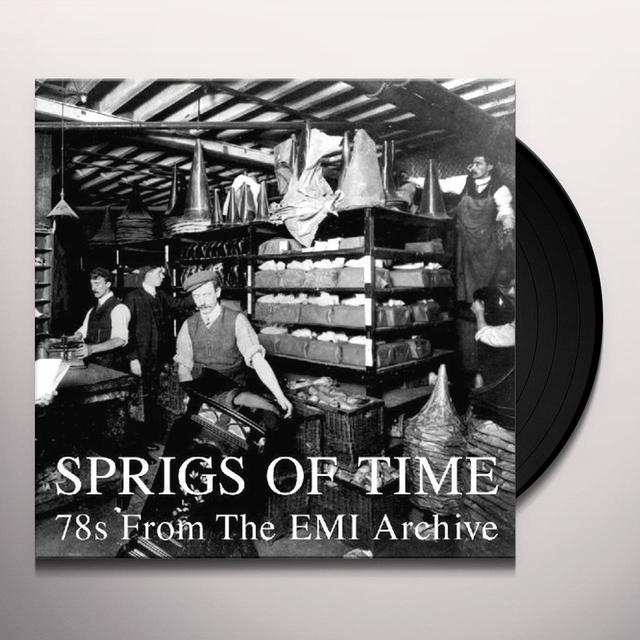 Sprigs Of Time / Various (Uk) SPRIGS OF TIME / VARIOUS Vinyl Record - UK Release