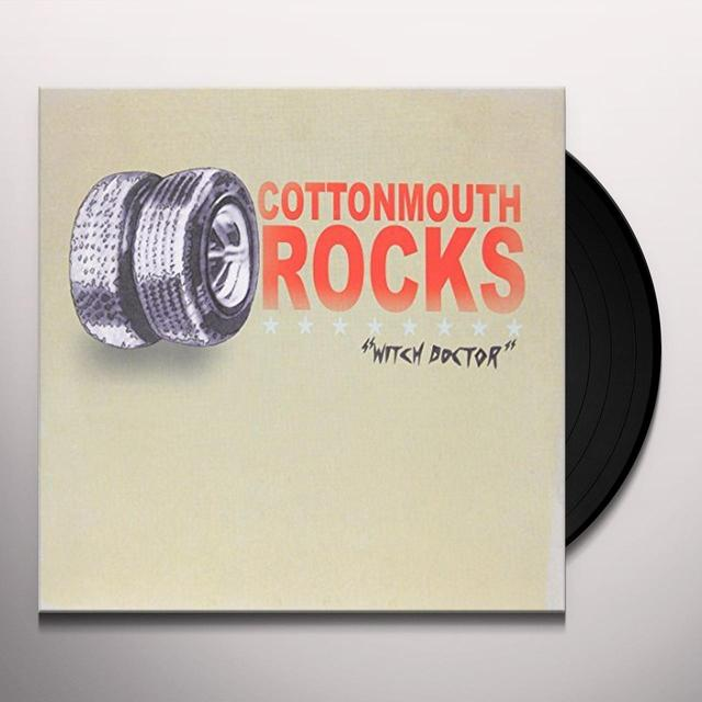 Cottonmouth Rocks WITCH DOCTOR Vinyl Record - UK Import