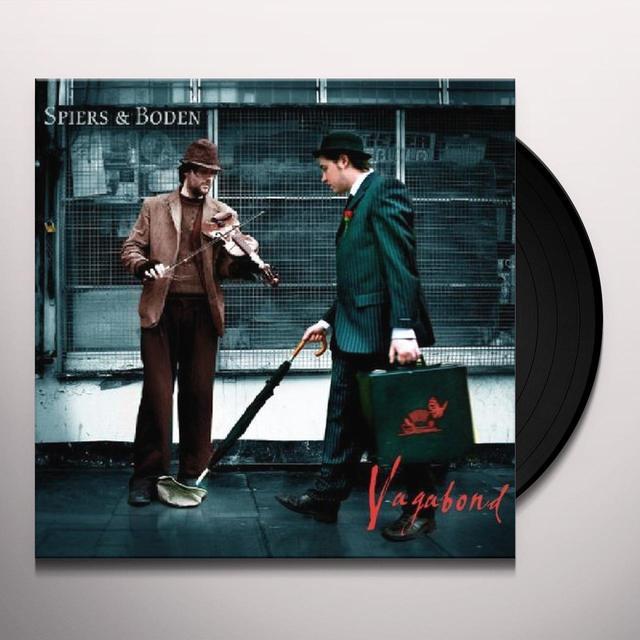 Spiers & Boden VAGABOND Vinyl Record - UK Import