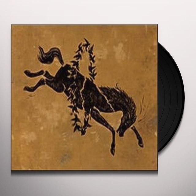 Mark Davis PARTS I & II Vinyl Record