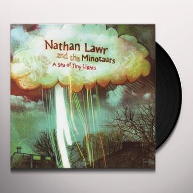 Nathan Lawr & The Minotaurs SEA OF TNY LIGHTS Vinyl Record