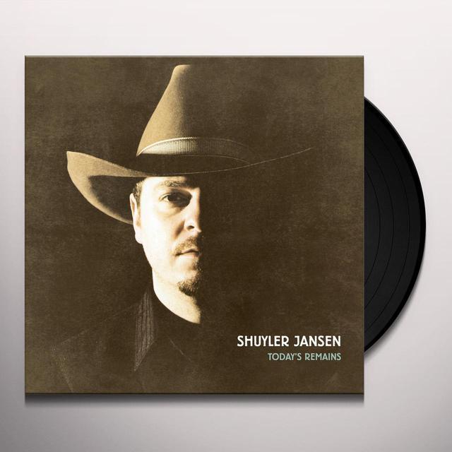 Shuyler Jansen TODAY'S REMAINS Vinyl Record