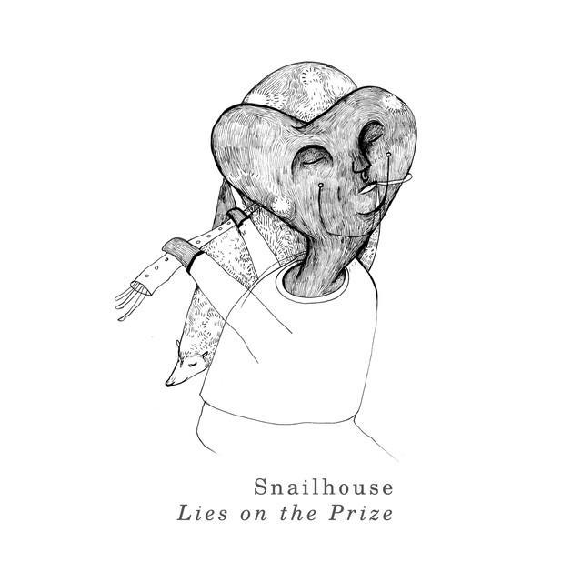 Snailhouse LIES ON THE PRIZE Vinyl Record
