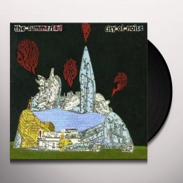 Summerlad CITY OF NOISE Vinyl Record - Canada Import