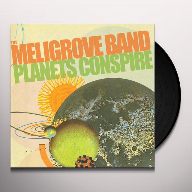 The Meligrove Band PLANTS CONSPIRE Vinyl Record
