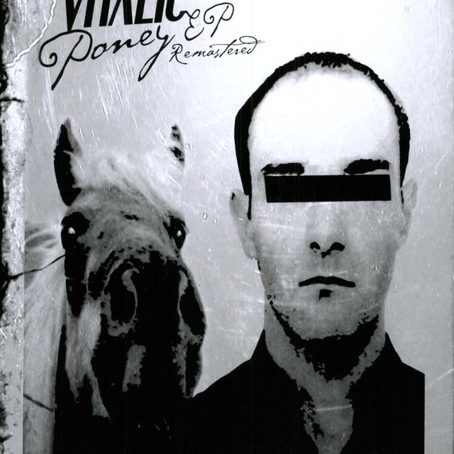 Vitalic PONEY EP Vinyl Record - UK Release