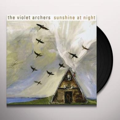 Violet Archers SUNSHINE AT NIGHT Vinyl Record