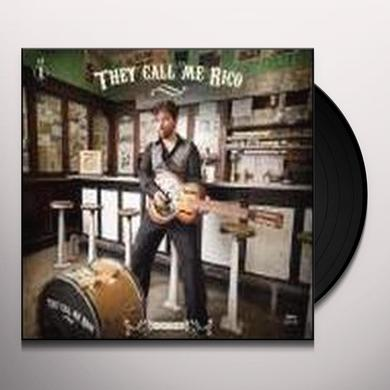 THEY CALL ME RICO Vinyl Record - Canada Import