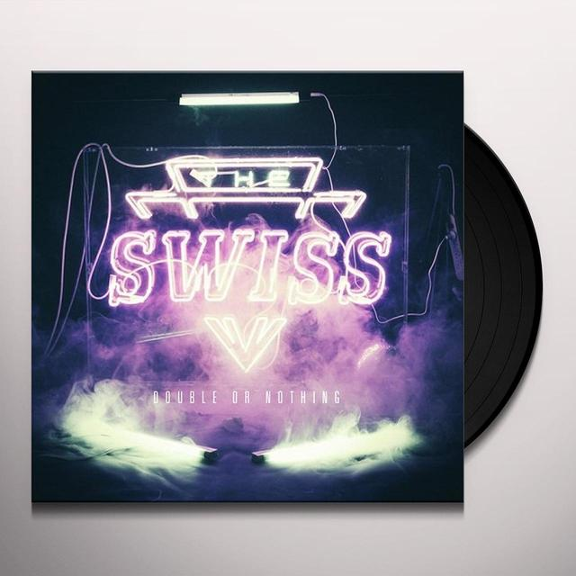 Swiss DOUBLE OR NOTHING Vinyl Record - UK Import
