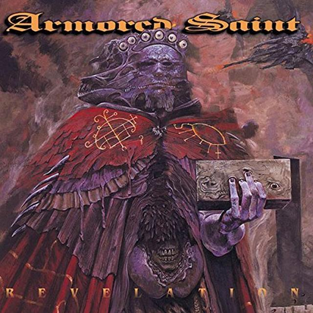 Armored Saint REVELATION DOUBLE Vinyl Record - Canada Import