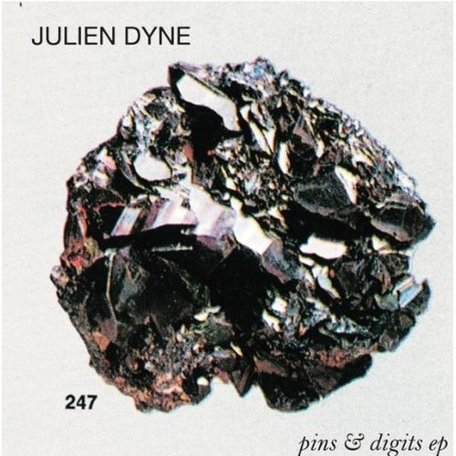 Julien Dyne PINS & DIGITS (GER) Vinyl Record