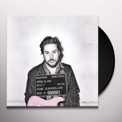 Bahamas PINK STRAT Vinyl Record - Canada Import