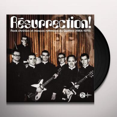 Resurrection! / Various (Can) RESURRECTION! / VARIOUS Vinyl Record