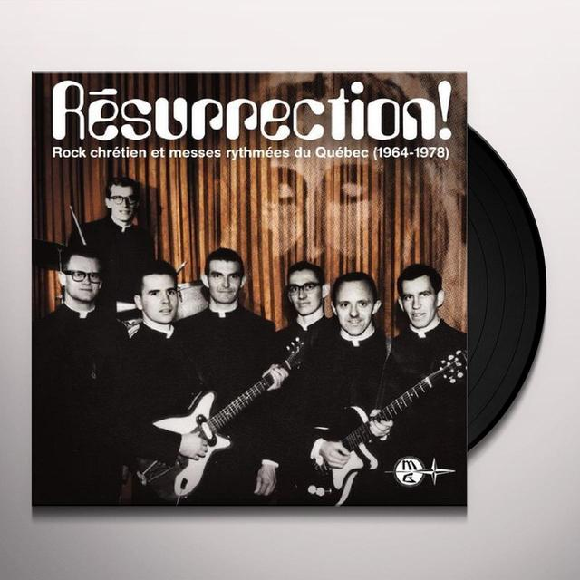 Resurrection! / Various (Can) RESURRECTION! / VARIOUS Vinyl Record - Canada Import
