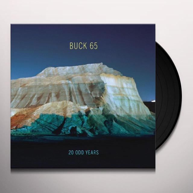 Buck 65 20 ODD YEARS Vinyl Record - Canada Import