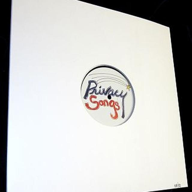 Privacy SONGS Vinyl Record - Canada Release