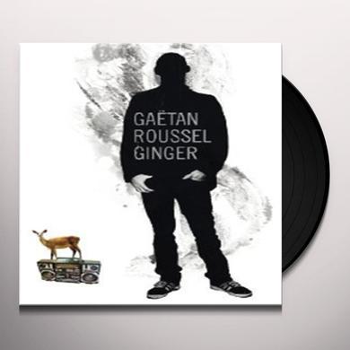 Gaetan Roussel GINGER Vinyl Record