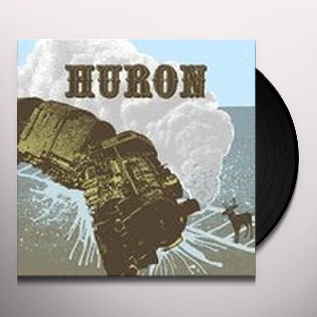 HURON Vinyl Record - Canada Import