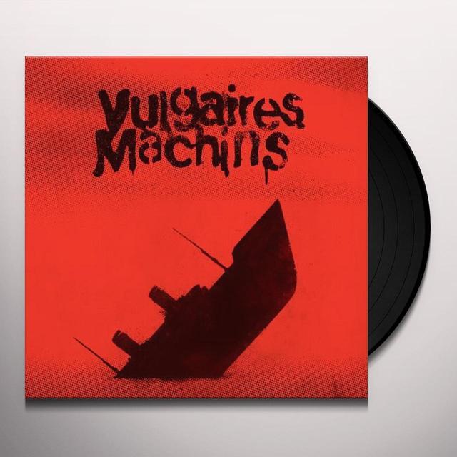 Vulgaires Machins REQUIEM POUR LES SOURDS Vinyl Record - Canada Import