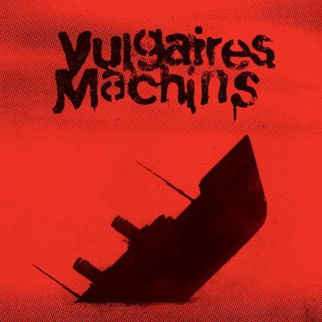 Vulgaires Machins REQUIEM POUR LES SOURDS Vinyl Record