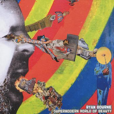 Ryan Bourne SUPERMODERN WORLD OF BEAUTY Vinyl Record
