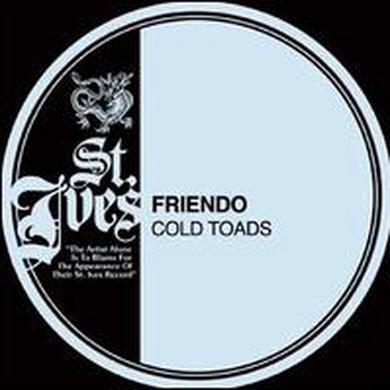 Friendo COLD TOADS Vinyl Record