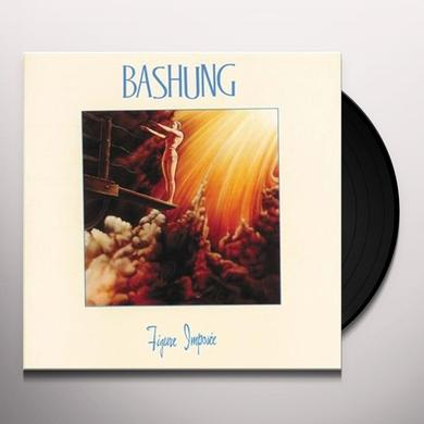 Alain Bashung FIGURE IMPOSEE Vinyl Record - Canada Import