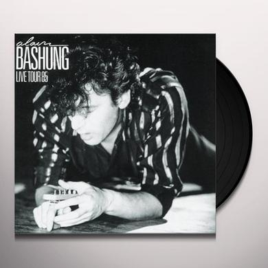Alain Bashung LIVE TOUR 85 Vinyl Record - Canada Release