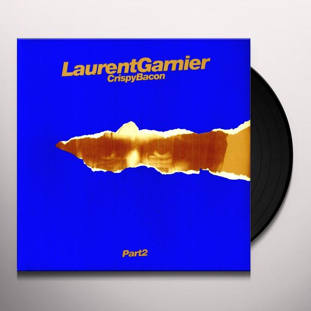 Laurent Garnier CRISPY BACON PART 2 Vinyl Record